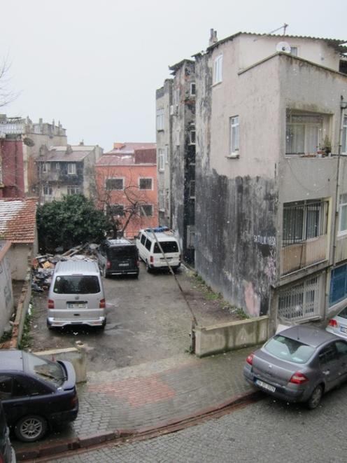 TR Pfusbus Istanbul